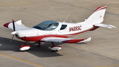 N489SC - Czech Sport Aircraft PS-28 Cruiser - Private