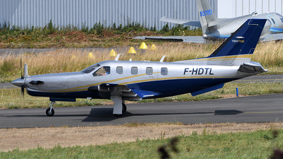 F-HDTL - Socata TBM-700 - Private