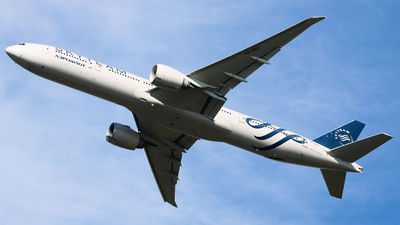 A picture of VQBQG - Boeing 7773M0(ER) - Aeroflot - © SimonSun