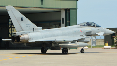 MM7235 - Eurofighter Typhoon EF2000 - Italy - Air Force