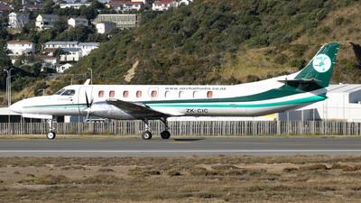 ZK-CIC - Fairchild SA227-AC Metro III - Air Chathams
