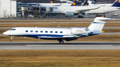 N400J - Gulfstream G650ER - Private