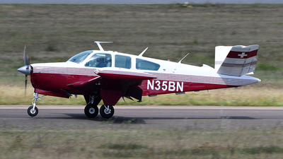 N35BN - Beechcraft V35B Bonanza - Private