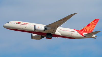 A picture of VTANS - Boeing 7878 Dreamliner - Air India - © K.Yamashita