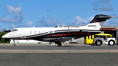 N350CK - Bombardier BD-100-1A10 Challenger 350 - Private