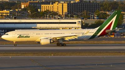 A picture of EIEJG - Airbus A330202 - Italia Trasporto Aereo - © KnightHammer Aviation