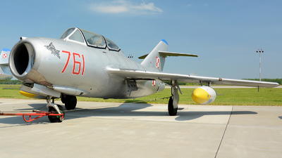 761 - WSK-Mielec SB Lim-2 - Poland - Air Force