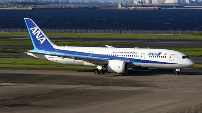 JA835A - Boeing 787-8 Dreamliner - All Nippon Airways (Air Japan)