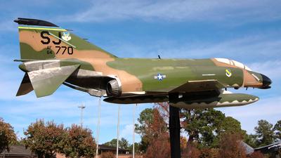 64-0770 - McDonnell Douglas F-4C Phantom II - United States - US Air Force (USAF)