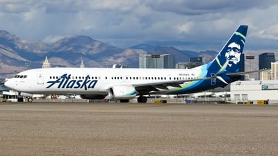 N434AS - Boeing 737-990ER - Alaska Airlines
