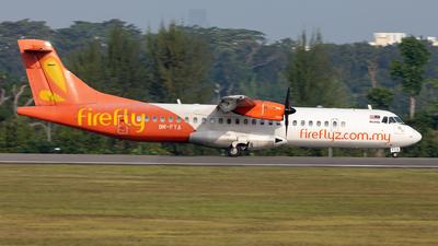 9M-FYA - ATR 72-212A(500) - Firefly