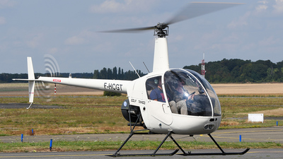 F-HCGT - Robinson R22 Beta - Private