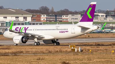 D-AVVS - Airbus A320-251N - Sky Airline