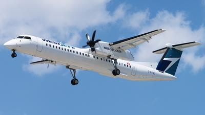 C-GVWE - Bombardier Dash 8-Q402 - WestJet Encore