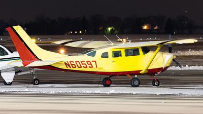 N60597 - Cessna U206F Stationair - Private