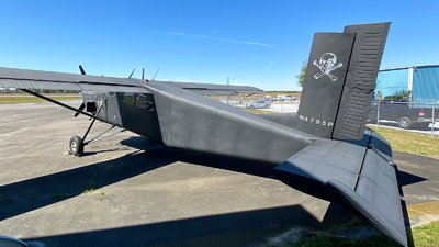 N4795P - Pilatus PC-6/350 Porter - Private