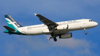 9V-SLE - Airbus A320-232 - SilkAir