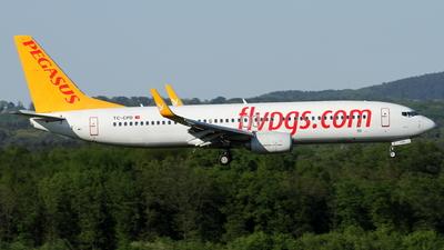 TC-CPD - Boeing 737-82R - Pegasus Airlines