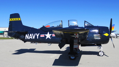 C-GKOL - North American T-28C Trojan - Private