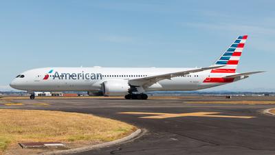 N841AN - Boeing 787-9 Dreamliner - American Airlines