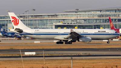 B-6513 - Airbus A330-343 - Air China