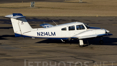 N214LM - Piper PA-44-180 Seminole - Hillsboro Aviation