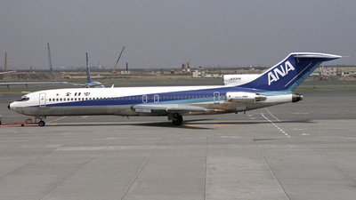JA8349 - Boeing 727-281(Adv) - All Nippon Airways (ANA)