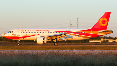 B-6730 - Airbus A320-214 - Chengdu Airlines