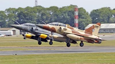 652 - Dassault Mirage 2000D - France - Air Force