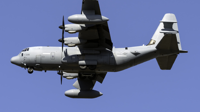 01-1935 - Lockheed Martin EC-130J Hercules - United States - US Air Force (USAF)
