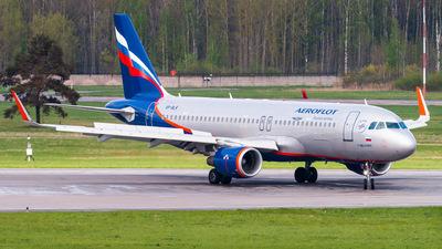 A picture of VPBLR - Airbus A320214 - Aeroflot - © KomradAlexey