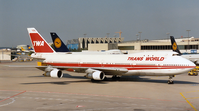 N93108 - Boeing 747-131 - Trans World Airlines (TWA)