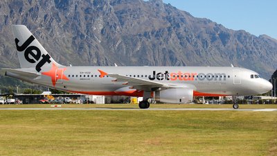 VH-VGU - Airbus A320-232 - Jetstar Airways