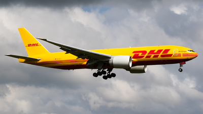 D-AALT - Boeing 777-FBT - DHL (AeroLogic)