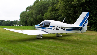 G-BAFX - Robin DR400/140B Major - Private