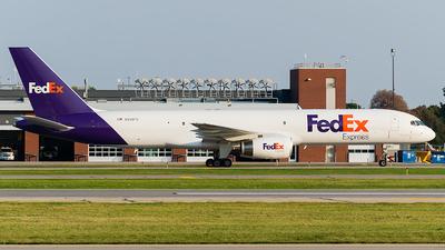 N938FD - Boeing 757-23A(SF) - FedEx