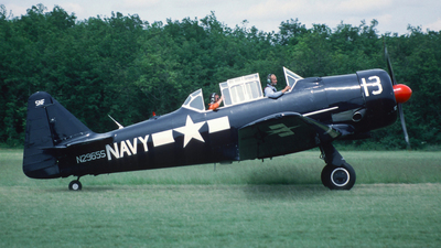 N2965S - North American SNJ-5 Texan - Private