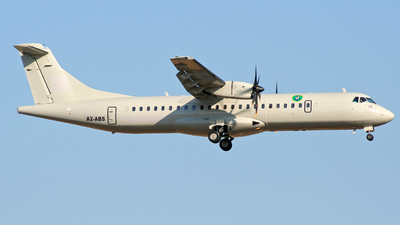 A2-ABS - ATR 72-212A(500) - Pakistan - Navy