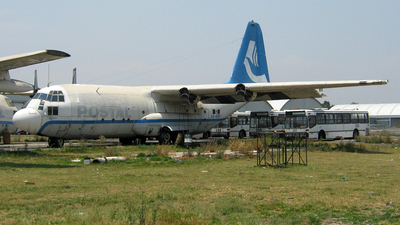 XA-RSH - Lockheed C-130A Hercules - Aeropostal Cargo de Mexico