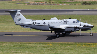09-00624 - Beechcraft MC-12W Liberty - United States - US Army
