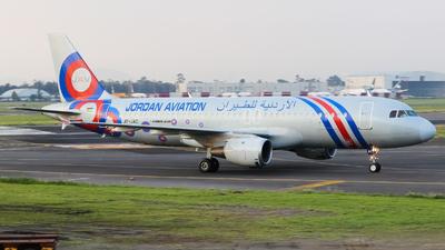 JY-JAC - Airbus A320-211 - Jordan Aviation