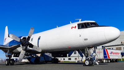 C-GKFS - Convair CV-5800 - Kelowna Flightcraft Air Charter