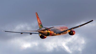5Y-KQS - Boeing 777-2U8(ER) - Kenya Airways