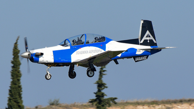 036 - Raytheon T-6A Texan II - Greece - Air Force