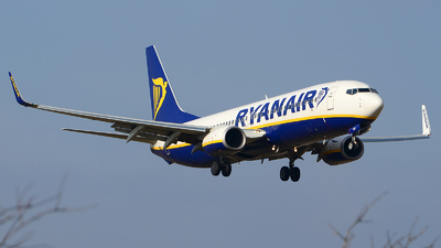 EI-EVC - Boeing 737-8AS - Ryanair