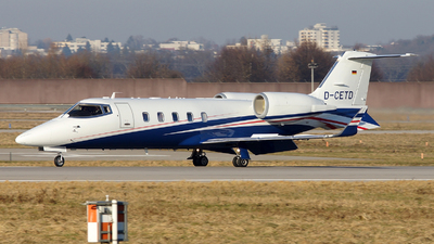 D-CETD - Bombardier Learjet 60 - DC Aviation