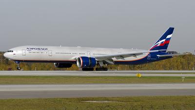 VQ-BFL - Boeing 777-3M0ER - Aeroflot