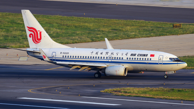B-5220 - Boeing 737-79L - Air China