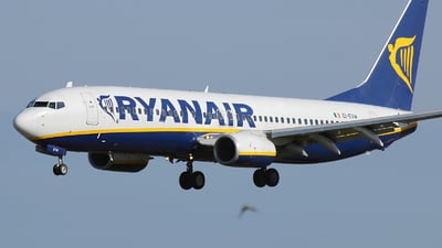 EI-EVW - Boeing 737-8AS - Ryanair