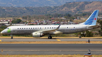N912QQ - Embraer 190-100IGW - Untitled